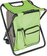 Camco 51909 Camping Stool Backpack, Cooler