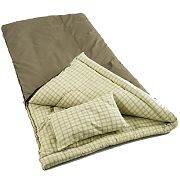 Coleman Big Game Sleeping Bag w/Pillow