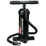 Coleman Dual-Action Quick Pump Unit