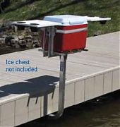 Tie Down 86926 Outdoor Entertainment Center - Hot Dipped Galvanized