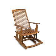 WhiteCap 60097 Teak Glider Chair