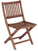 WhiteCap 63071 Teak Folding Chair