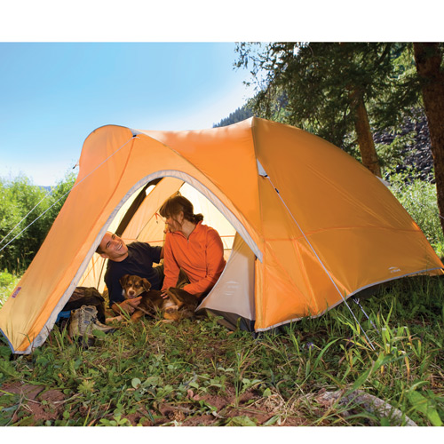 Coleman Hooligan 3 Tent 8 X 7 3 Person & Coleman Hooligan 3 Tent 8 X 7 3 Person - Coleman 2000018288 ...