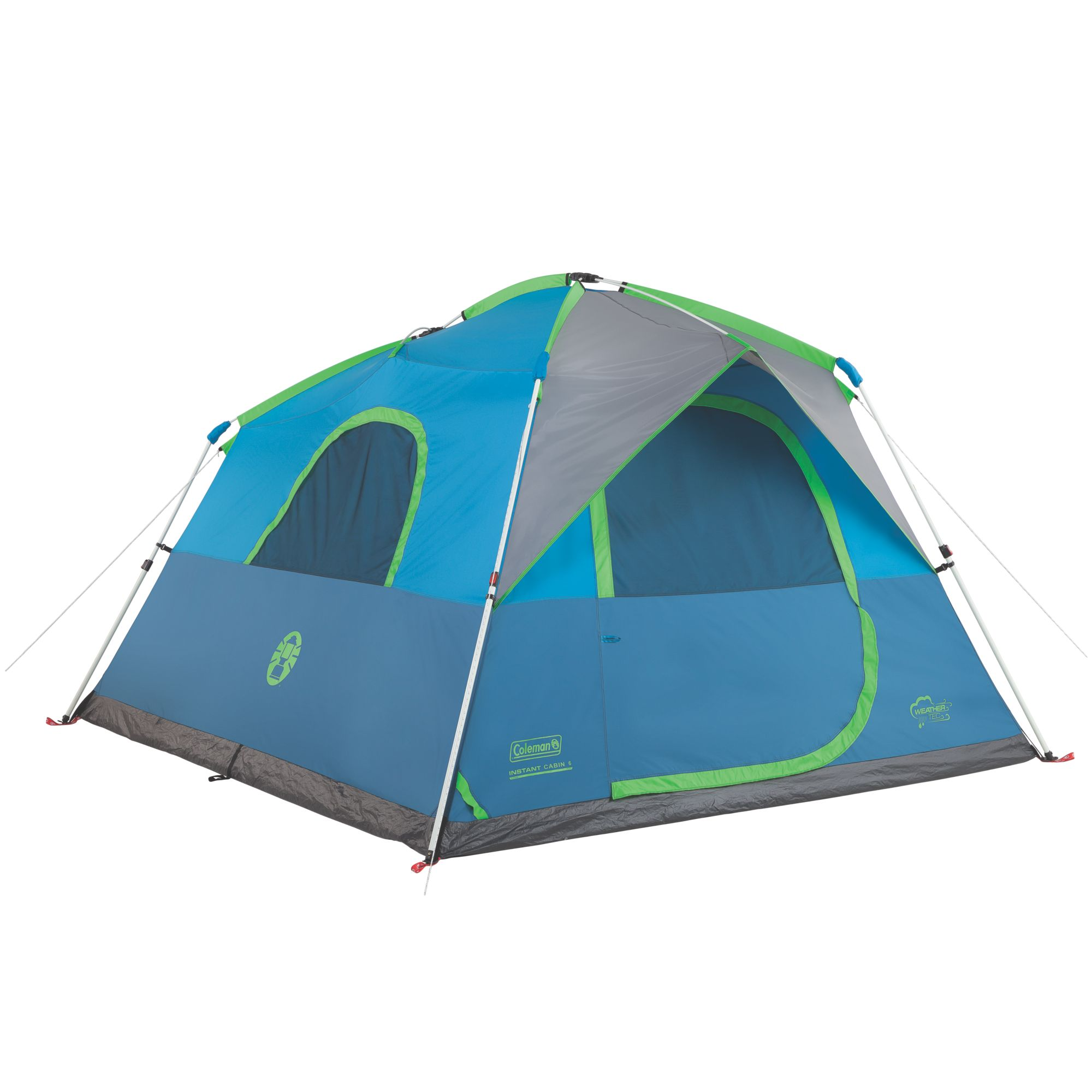 Coleman Signal Mountain 6-Person Instant Tent  sc 1 st  C&ersland & Coleman Signal Mountain 6-Person Instant Tent - Coleman 2000024696 ...