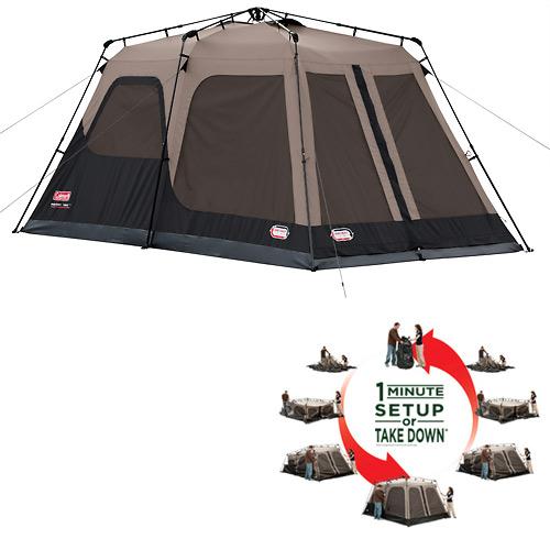 Coleman Instant Tent 8 Person  sc 1 st  C&ersland & Coleman Instant Tent 8 Person - Coleman 2000010195 - Coleman Tents ...