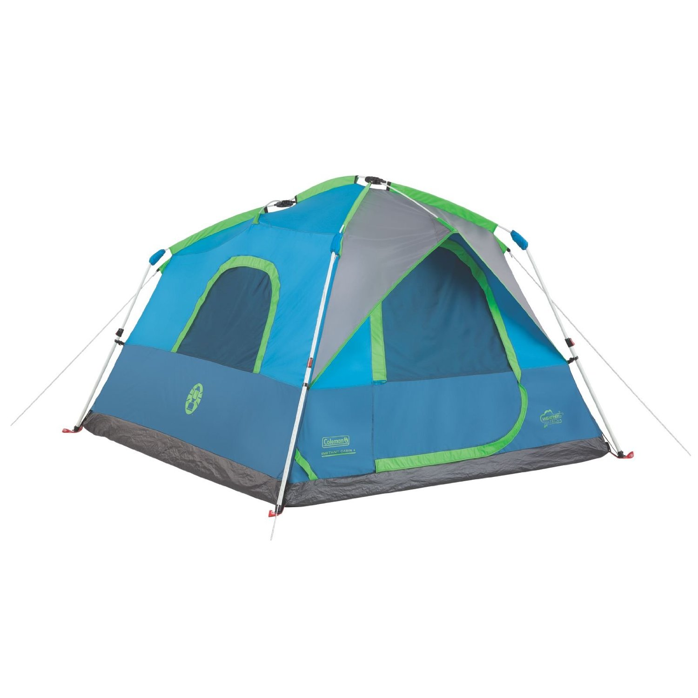 Coleman Signal Mountain 4 Person Instant Tent  sc 1 st  C&ersland & Coleman Signal Mountain 4 Person Instant Tent - Coleman 2000025339 ...