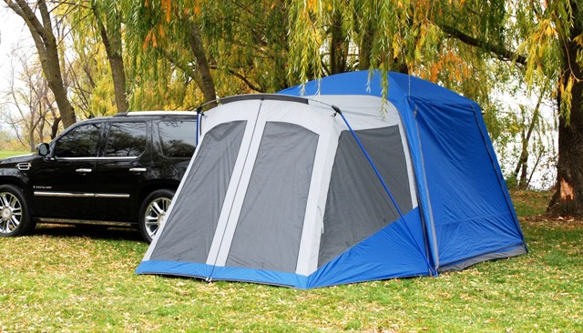 Sportz SUV 84000 Tent with Screen Porch & Sportz SUV 84000 Tent with Screen Porch - Napier 84000 - Truck/SUV ...