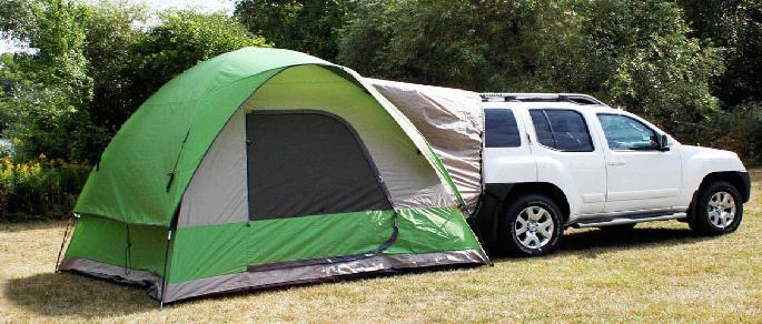Backroadz 13100 - SUV Tent 9´ X 9´ & Backroadz 13100 - SUV Tent 9u0027 X 9u0027 - Napier 13100 - Truck/SUV ...
